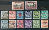 Set de Timbre Germania Danzig 1941 Deutsche Reichs, Nestampilat