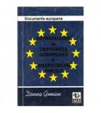 Introducere in Conventia Europeana a Drepturilor Omului