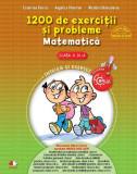 1200 de exerciţii şi probleme. Matematică. Clasa a IV-a