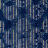 Set 3 role Tapet Imprimat Digital Washed Shibori Indigo