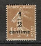 Franta.1937 Semanatoarea-supr. MF.72, Nestampilat