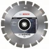 Bosch Best disc diamantat 300x20x12 mm pentru asfalt