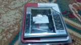 ADAPTOR HDD second hdd pentru laptop-uri (de pus in locul dvd-rw)