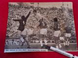 Foto fotbal - faza din meciul ROMANIA - UNGARIA (14.05.1972)