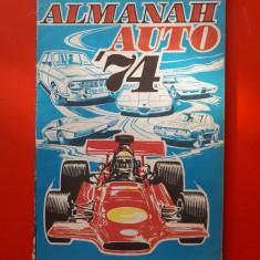 ALMANAH AUTO × 1974
