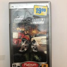 Joc PSP Midnight CLub 3 DUB Edition
