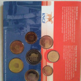 SET 8 MONEDE EURO - OLANDA 2002, Europa