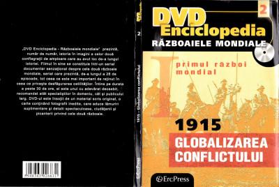 Primul Război Mondial 1915 Globalizarea Conflictului foto