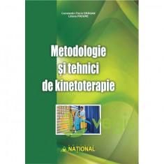 Metodologie Si Tehnici De Kinetoterapie - Constantin Florin Dragan, Liliana Padure