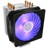 Cooler procesor universal, HYPER H410R RGB, socket LGA 2066/2011/1366/115x/775/AMx/FMx, Cooler Master