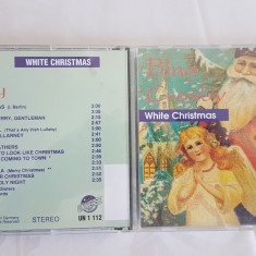 [CDA] Bing Crosby - White Christmas - cd audio original