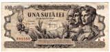 Bancnota 100 lei 1947  27 august (2)