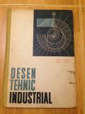 Desen tehnic industrial/colectiv/Institutul politehnic Iasi/1963