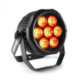 Cumpara ieftin Beamz Professional BWA410, LED PAR, 7 x 10 W, 4 în 1 diode LED, RGBW, impermeabil, negru