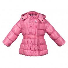 Geaca Minoti roz pentru bebe