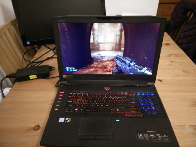 Laptop Gaming Acer Predator G5-793 foto