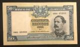 Portugalia 50 escudos 1955