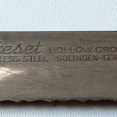 CUTIT PAINE VECHI - FRESET SOLINGEN GERMANY