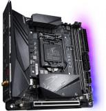 Placa de baza GIGABYTE Z490I AORUS ULTRA, Intel Z490, LGA 1200, Mini-ITX