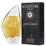 Nikos Sculpture God's Night EDT Tester 100 ml pentru barbati
