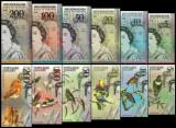 Bancnota Pitcairn 5 - 200 Dolari 2019 - UNC ( set x6 hibrid polimer - fantezie )