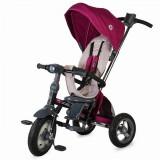 Cumpara ieftin Tricicleta multifunctionala 4in1 cu sezut reversibil Coccolle Velo Air Violet
