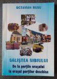 Octavian Rusu - Săliștea Sibiului: de la porțile orașului la orașul porților...