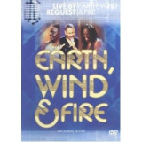 Earth, Wind Fire Live By Request (dvd)