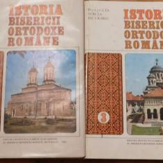 Istoria bisericii ortodoxe romane de Mircea Pacurariu (vol 2 + 3)