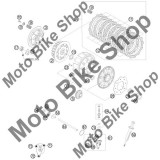 MBS Surub M6X35 TX30 KTM 250 EXC Europe 2011 #71, Cod Produs: 0025060356KT