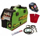 Set Invertor sudura Procraft SPH310P 250A +Masca +Electrozi +Palmari