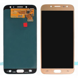 Display Samsung Galaxy J7 J730 2017 auriu compatibil