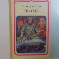 DRAME-VASILE ALECSANDRI BUCURESTI 1980
