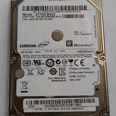 "Hard Laptop 2.5"" Seagate Momentus ST750LM022 750GB SATA 3.0Gb/s 5400 RPM 8MB"