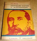Scrisori Catre Vasile Alecsandri-Ion Ghica