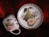 SET CEASCA CU FARFURIE PORTELAN ENGLEZESC MAXWELL WILLIAMS - FINE BONE CHINA