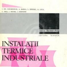 Instalatii termice industriale