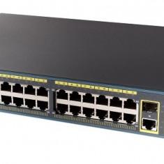 Switch Full Gigabit Cisco Catalyst WS-C2960G-48TC-L 48-Port 10/100/1000 Gigabit Layer 2