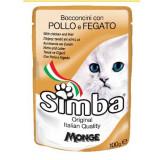 SIMBA PLIC PISICA PUI/FICAT 100 GR