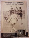 Revista Sport nr 11 din 1981