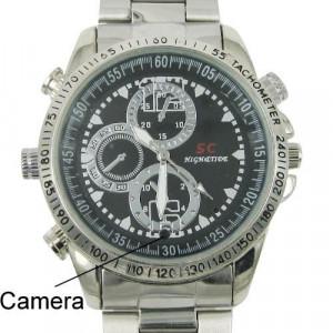 Ceas Spion cu Camera iUni SpyCam GBS28, Foto, Video, Memorie interna 8 Gb