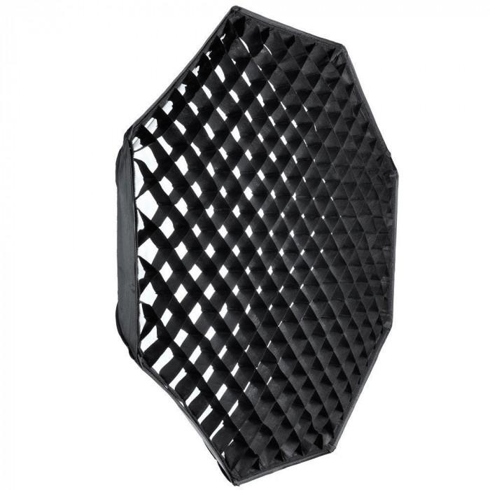 Grid honeycomb softbox octogonal octobox 140cm
