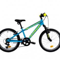 Bicicleta Copii DHS 2023 Albastru 20