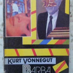 BARBA ALBASTRA - KURT VONNEGUT