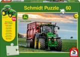 Puzzle Tractor 8370, 60 piese, Schmidt