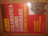 Gramatica limbii germane - Teorie si exercitii  - Francois Muller (Teora, 2002)