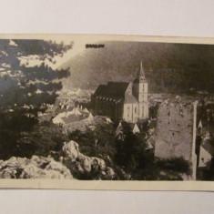 """GE - Ilustrata veche BRASOV """"Biserica Neagra"""" circulata 1939"""