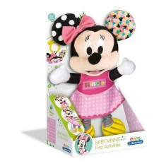Zornaitoare de plus Minnie Mouse, Clementoni