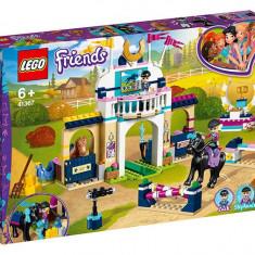 LEGO Friends - Sariturile cu calul lui Stephanie 41367