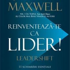 Reinventează-te ca lider!